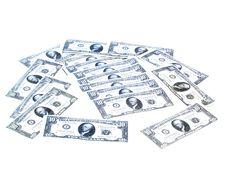 Free Lazy Money Royalty Free Stock Photos - 301448