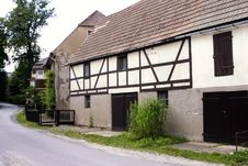 Free Halftimbered House Royalty Free Stock Photography - 301487