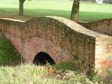 Free Country Bridge Stock Image - 303641