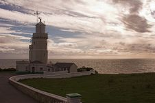 Free St. Catherine Lighthouse Stock Photography - 303922