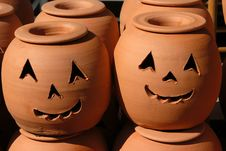 Free Clay Pots Royalty Free Stock Image - 306326