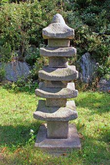 Free Stone Pagoda Stock Images - 306944
