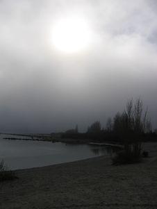 Free Foggy Sun Stock Photos - 306973