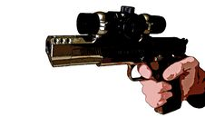 Free .22 Lr Royalty Free Stock Image - 308306