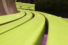 Free Bench Curve Stock Photos - 308883