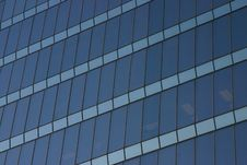 Free Glass Office Building Stock Image - 309191