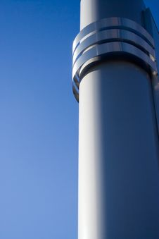 Free Steel Column Royalty Free Stock Photos - 309488