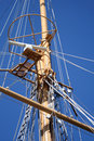 Free Sailor Yard Royalty Free Stock Photos - 3003268