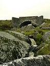 Free Stone Bridge Sally Gap Ireland Royalty Free Stock Photography - 3004317