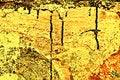 Free Grunge Painted Brick Wall Stock Photography - 3005552