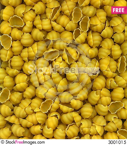 Free Italian Gnocchetti Royalty Free Stock Photo - 3001015