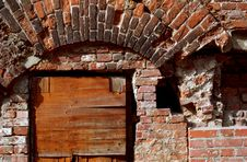 Free Old Brick Wall Royalty Free Stock Photography - 3000147