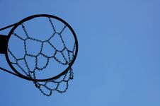 Lets Play Hoops Royalty Free Stock Images