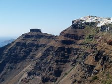Free Santorini View Stock Photography - 3002192
