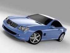 Free Mercedes SL 500 Stock Photo - 3002470