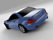 Free Mercedes SL 500 Stock Photo - 3002480