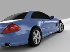 Free Mercedes SL 500 Royalty Free Stock Photo - 3002505