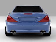Free Mercedes SL 500 Royalty Free Stock Image - 3002606