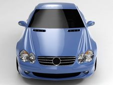 Free Mercedes SL 500 Stock Photography - 3002612