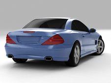 Free Mercedes SL 500 Royalty Free Stock Photos - 3002638