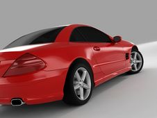 Free Mercedes SL 500 Royalty Free Stock Photography - 3002747