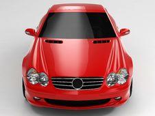 Free Mercedes SL 500 Royalty Free Stock Image - 3002926