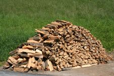 Free Firewood Royalty Free Stock Images - 3002989