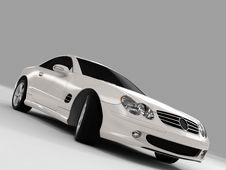 Free Mercedes SL 500 Stock Photo - 3003280