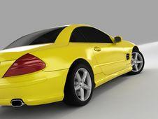Free Mercedes SL 500 Stock Photography - 3003392