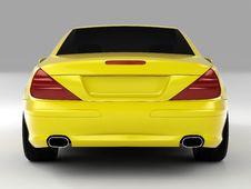Free Mercedes SL 500 Stock Image - 3003511