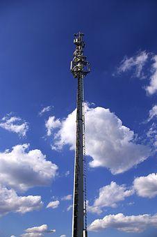 Free Antenna Pillar2 Stock Photography - 3003522