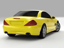 Free Mercedes SL 500 Royalty Free Stock Images - 3003559