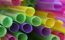 Free Straws. Stock Image - 3003771