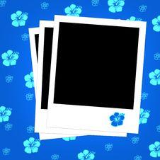 Free Polaroids Photos Royalty Free Stock Photos - 3003948