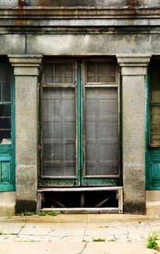 Free Old Doorway Stock Images - 3004674