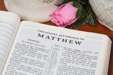 Free Matthew Stock Photos - 3006643
