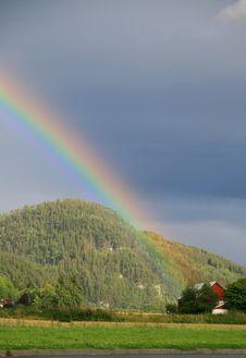 Free Rainbow Royalty Free Stock Photos - 3007748