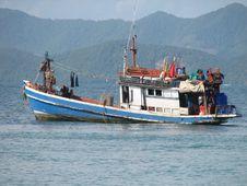 Free FISHERMAN SHIP Stock Image - 3007771