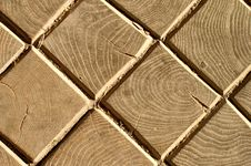 Free Wooden Bricks Royalty Free Stock Photography - 3009417