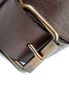 Free Bronze Buckle Stock Photo - 30008090