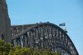 Free Sydney Harbor Bridge Climbers, Australia Stock Photography - 30023722