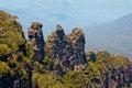 Free Three Sisters, Blue Mountains, Australia Stock Image - 30024721