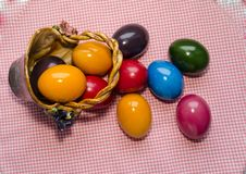 Free Easter Eggs. Stock Photography - 30023082