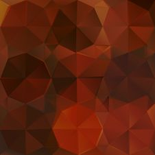 Free Polygonal Abstract Pattern Stock Photo - 30025170