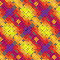 Free Multi-colored Vector Seamless Pattern Stock Photos - 30037523