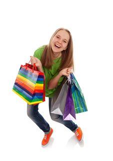 Free The Happy Customer Royalty Free Stock Photo - 30034265