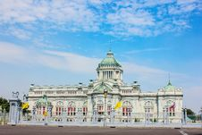Free Ananta Samakhom Throne Hall Stock Images - 30034374