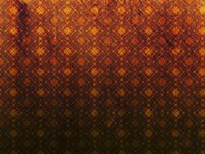 Free Yellow Grunge Pattern Background Royalty Free Stock Images - 30037489