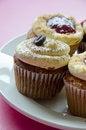 Free Cupcakes Royalty Free Stock Photos - 30040688