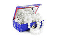 Free Small Casket With Pearls Royalty Free Stock Photos - 30041358